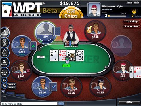 Casino Rama Texas Hold Em Poker Tournament September 14